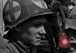 Image of American soldiers Pilsen Czechoslovakia, 1945, second 26 stock footage video 65675077027