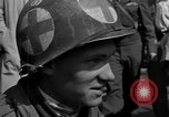 Image of American soldiers Pilsen Czechoslovakia, 1945, second 27 stock footage video 65675077027