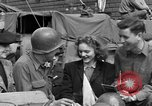 Image of American soldiers Pilsen Czechoslovakia, 1945, second 48 stock footage video 65675077027