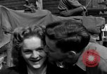 Image of American soldiers Pilsen Czechoslovakia, 1945, second 51 stock footage video 65675077027