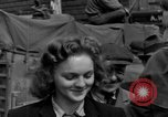 Image of American soldiers Pilsen Czechoslovakia, 1945, second 53 stock footage video 65675077027