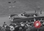 Image of St Lawrence Seaway opening ceremony speakers St Lambert Quebec Canada, 1959, second 21 stock footage video 65675078226