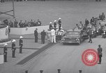 Image of St Lawrence Seaway opening ceremony speakers St Lambert Quebec Canada, 1959, second 41 stock footage video 65675078226