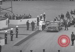 Image of St Lawrence Seaway opening ceremony speakers St Lambert Quebec Canada, 1959, second 42 stock footage video 65675078226