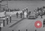 Image of St Lawrence Seaway opening ceremony speakers St Lambert Quebec Canada, 1959, second 43 stock footage video 65675078226