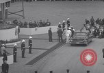 Image of St Lawrence Seaway opening ceremony speakers St Lambert Quebec Canada, 1959, second 46 stock footage video 65675078226