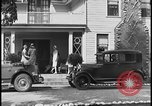 Image of Advertisement for Ford automobiles United States USA, 1928, second 56 stock footage video 65675078261
