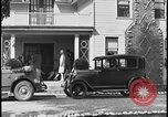 Image of Advertisement for Ford automobiles United States USA, 1928, second 58 stock footage video 65675078261