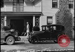 Image of Advertisement for Ford automobiles United States USA, 1928, second 59 stock footage video 65675078261