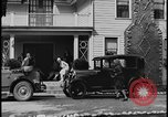 Image of Advertisement for Ford automobiles United States USA, 1928, second 60 stock footage video 65675078261