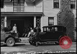 Image of Advertisement for Ford automobiles United States USA, 1928, second 61 stock footage video 65675078261